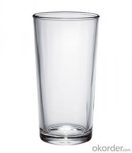 Drinking Glass Cup For Water аnd Juice Machine made