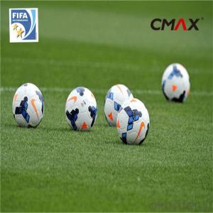 Fire Resistant Outdoor Green Football Artificial Grass