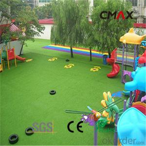 Artificial Grass for Kindergarten Decorate and Leisure