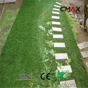 Durable Artificial Grass Sports Flooring Decorating