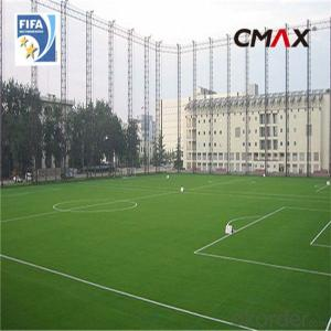 Artificial Grass for Football Field Football Court with High Quality
