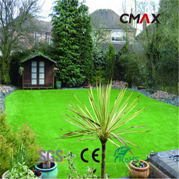 Artificial Turf Grass for Garden Decoration China Natural Looking
