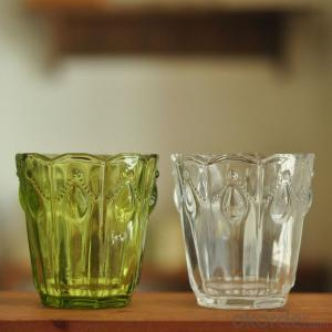330ml Handmade Double Wall Glass Cup Coffee Cup by Coffee