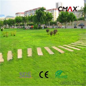 Nature Landscaping Artificial Grass with Unique Profile