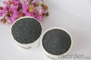 Black silicon carbide High purity SiC Supplied by CNBM