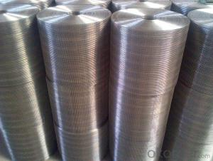 Galvanized Annealed /PVC Coated /Welded Wire Mesh with Cheaper Price (factory)