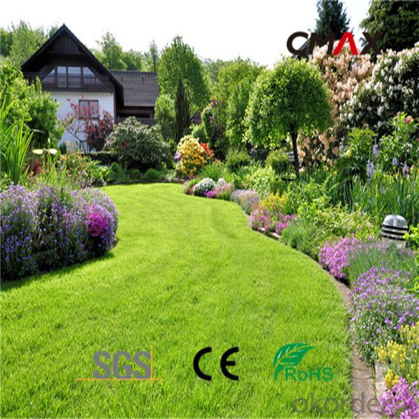 Artificial Grass for Landscaping with PEPP