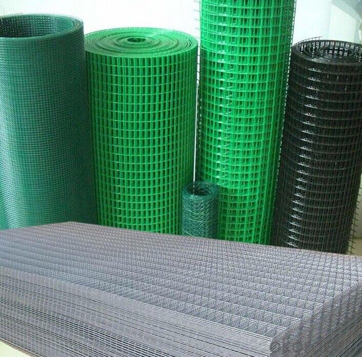3/8 Inch Galvanized Welded Wire Mesh for Construction