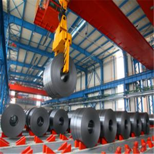 Cold Rolled Steel Coil for Roofing Sheet