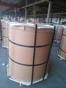 Mill Finished Aluminum Coils AA1xxx Used for Coating