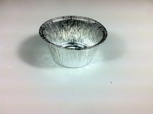Disposable Aluminium Foil Container for Cake Baking