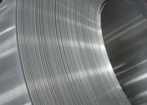 Aluminum Coil used for Aluminum Foil Stock, Coated Aluminum Coil