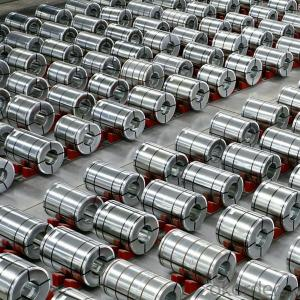 Stainless Steel Coils 200 Series/300 Series/400Series From China