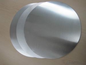 AA1100 Mill Finished Aluminum Circles Used for Cookware