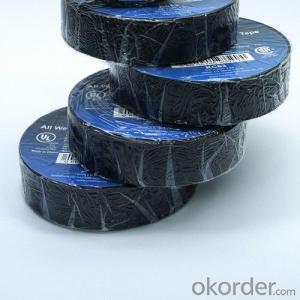 Adhesive Tape High Grade Arc Resistance Black
