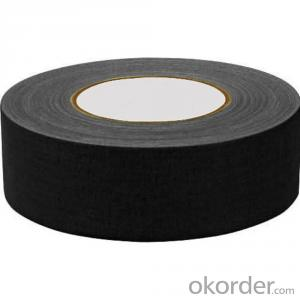 Black Cloth Tape Double Sided Hot Selling Promotion