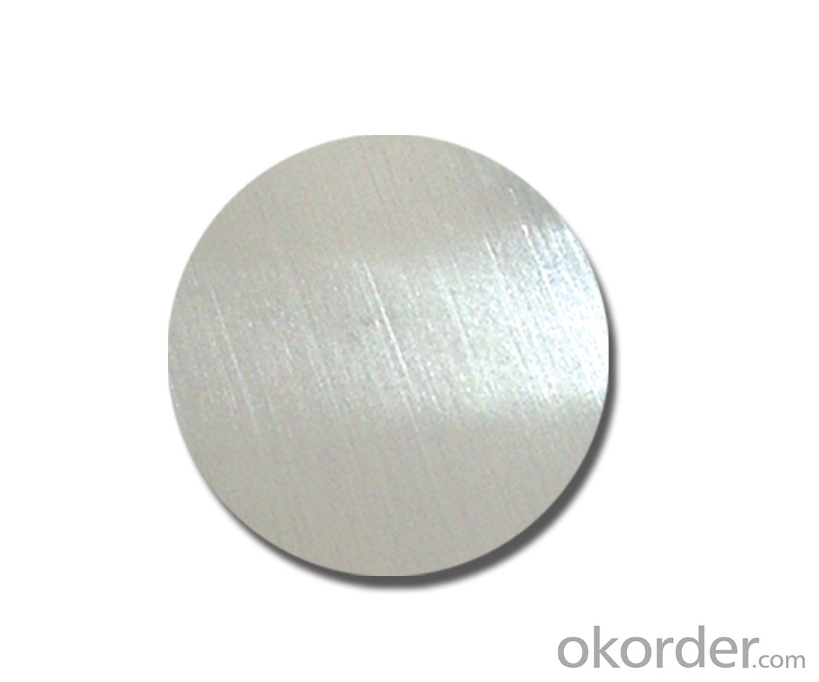 AA1050 Mill Finished Aluminum Circles Used for Cookware