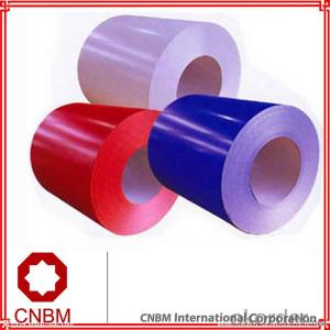 Painted steel coil zinc coating cheap building material