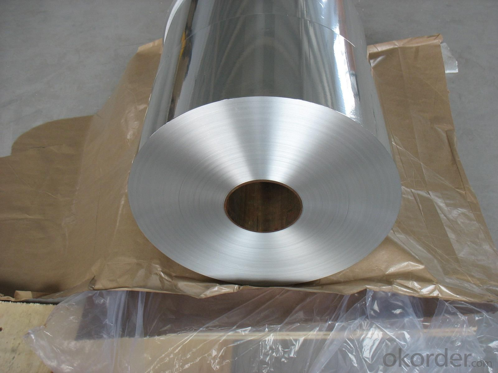 Aluminium Container Foil with Extra-wide 3003 H24