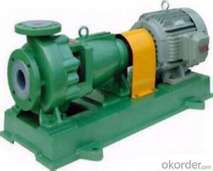 Stain Steel China Made Centrifugal Slurry Pump
