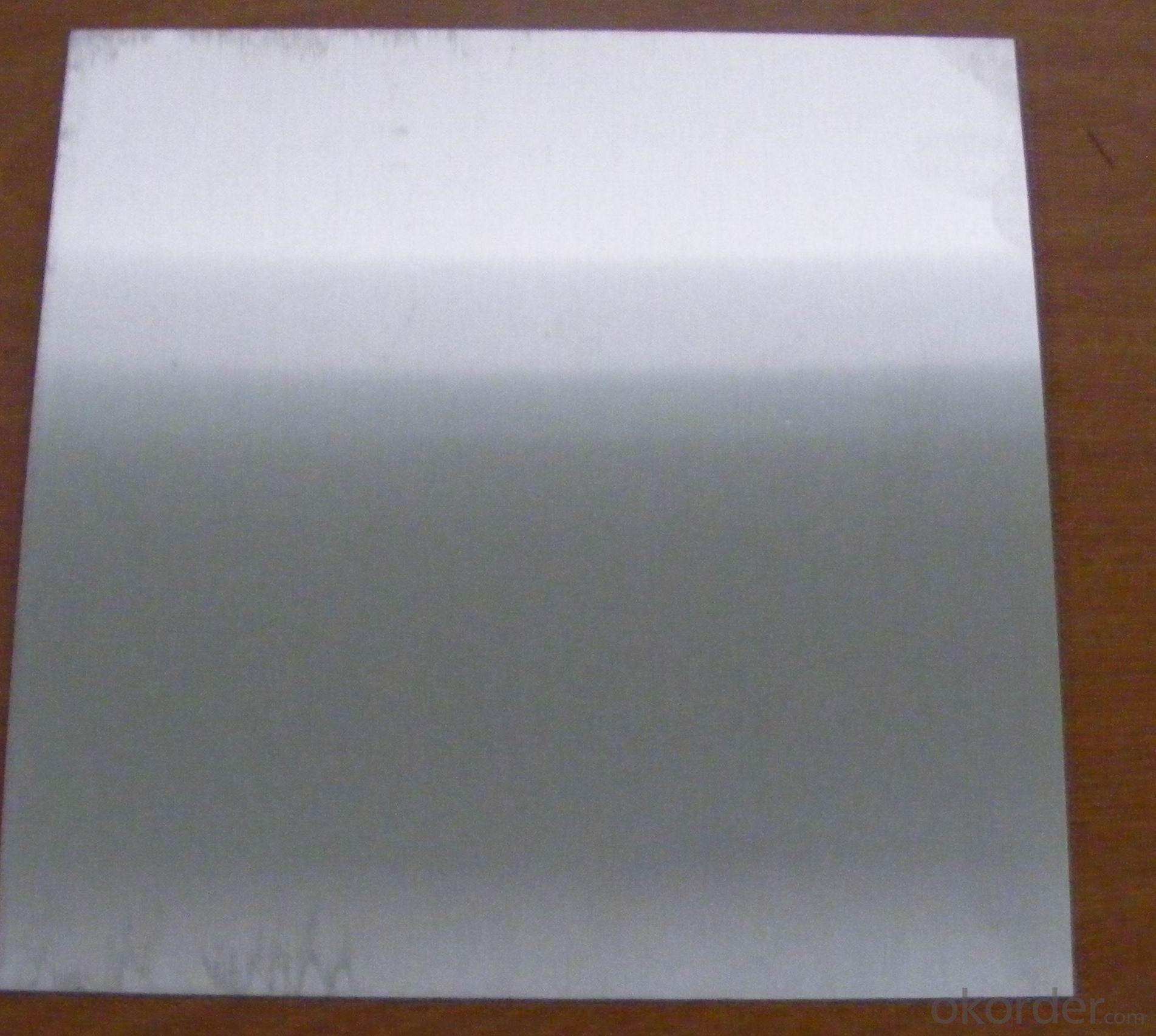 GB Standard Mill Finished Aluminum Sheet