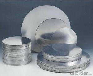 Direct Rolled Aluminium Circle for Food Cookware