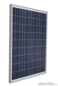 255W Poly Crystalline Solar Panel Made in China