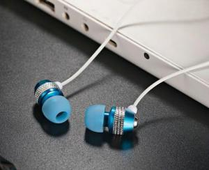MP3 Earbuds Stereo Earphone for All 3.5mm Connector Device Universal Popular