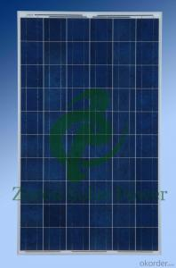 Poly 220W Solar Panel / 30vmp with Good Quality