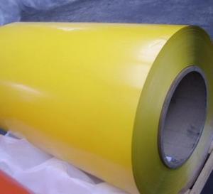Coated Aluminium Sheets According to RAL NO. from China