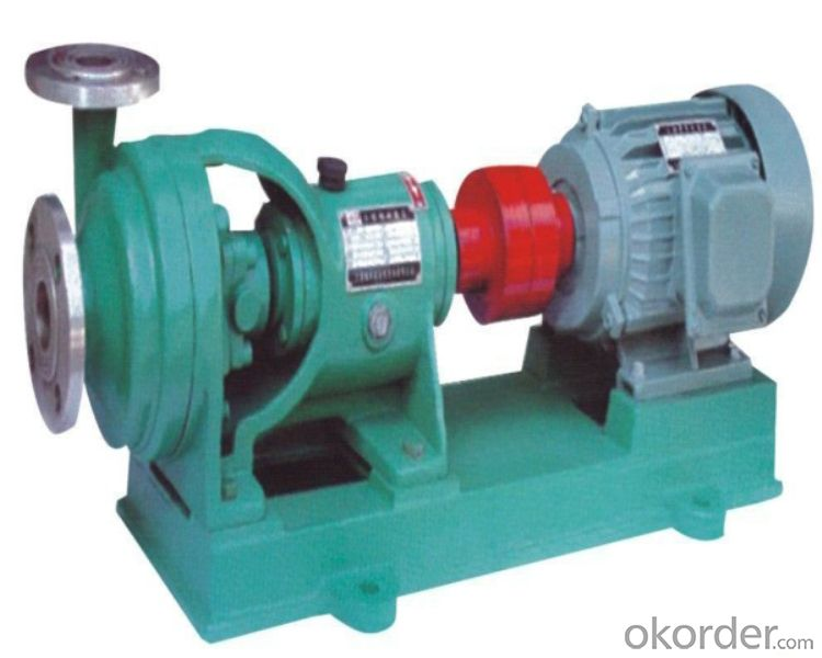 Stain Steel China Made Centrifugal Air Pump