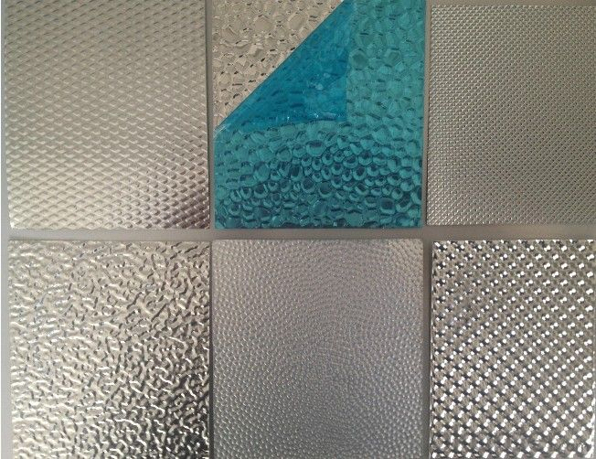 Thickness 1.0-6.0mm Aluminum Tread Sheet