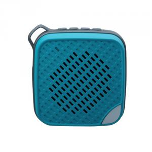Bluetooth Speaker with FM Blue Waterproof