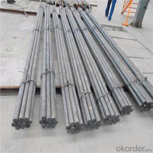 MS Mild Steel SAE1020 Hot Rolled Round Bar