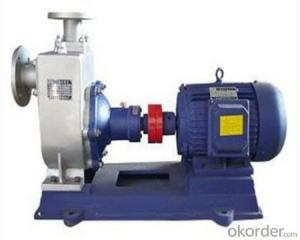 Stain Steel High Flow Rate Centrifugal Water Pump