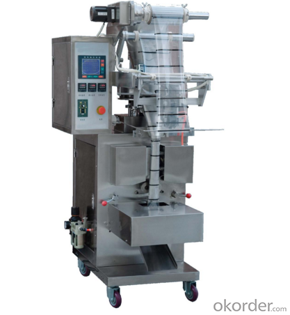 Particles Automatic Packaging Machine for Packaging