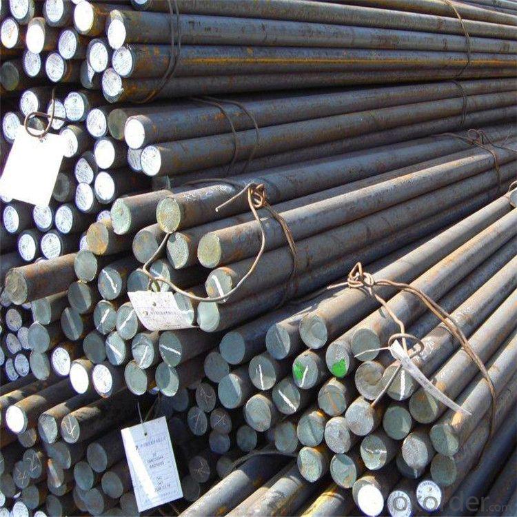 Round Bars Carbon Steel SAE1020 AISI1020 S20C C22 S20CB