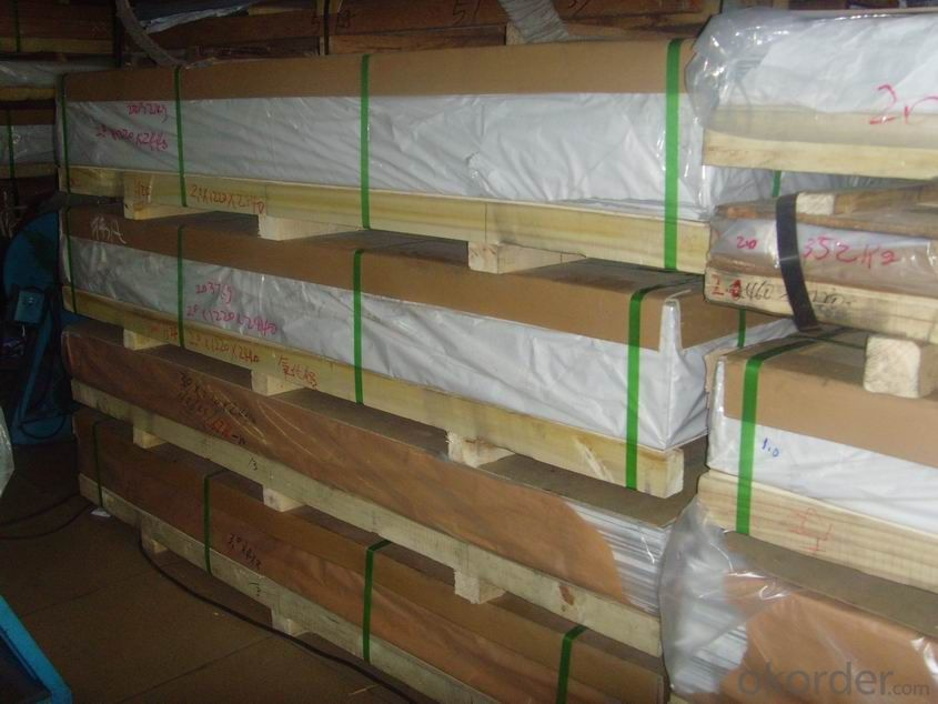 2024 5052 5083 6061 7075 Aluminium Sheet from China