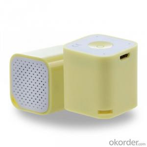 Mini Bluetooth Speaker with Remote Shutter