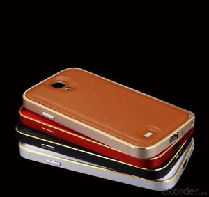 Leather Case for Samsung Galaxy S4 Excellent Quality Animal Genuine