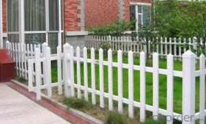 PVC Fence Slats with High Quality with New Design
