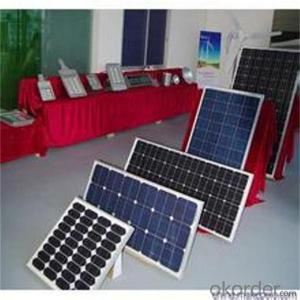 High Power 200W Mono Solar Panel Supplied in China