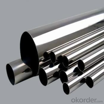 Round Section Varnished Coated Seamless Carbon Steel Pipe For Oil&Gas Use