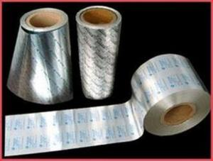 PTP FOIL FOR IN LINE PRINTING OF HIGH QUALITY