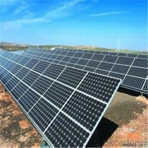 220W Black Solar Module (GP-SP-280W-6P72BLK) Made in China