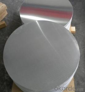 Non-Stick Round aluminum Circle Disk for Utensils