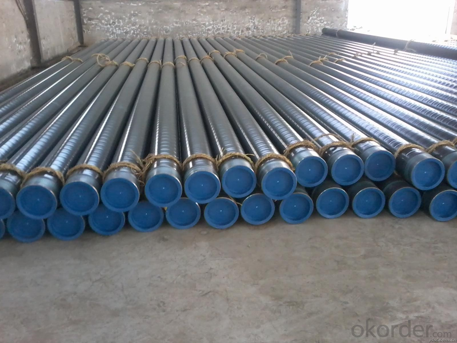 ASTM A106 GrB Sch40 Carbon Seamless Steel Pipe
