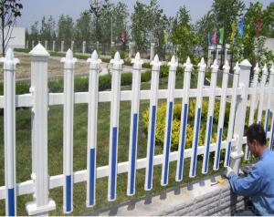 Plastic PVC Portable Fence Panels for Wholesales