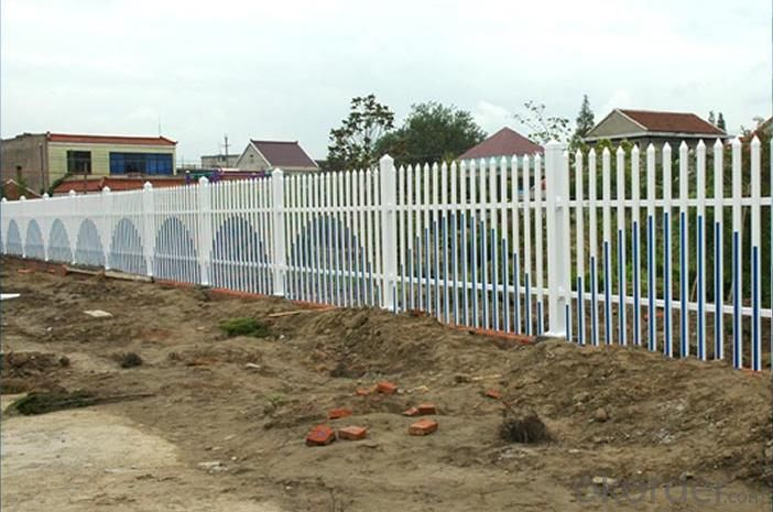 PVC Portable Fence Panels for Wholesales with New Design