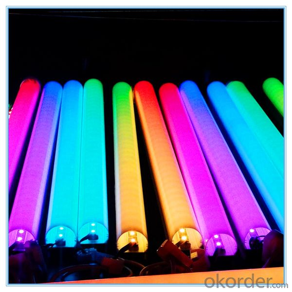 1000mm Changing Color LED Test Font Ditital Tube with TUV CE ROHS